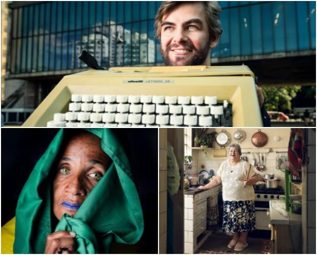 #MundoSP apresentou gente apaixonada por São Paulo (Foto: Ramón Vasconcelos/Globo)