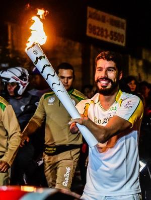 Daniel Dias, Tour da Tocha, Campinas (Foto: Wander Roberto/ Bradesco/ Inovafoto)