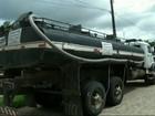 Aesa cadastra carros-pipa que retiram água de reservatórios da Paraíba