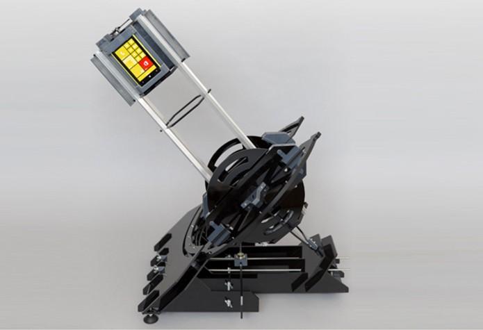 Ultrascope é telescópio robô que usa fotos do Lumia 1020 (Foto: Divulgação)