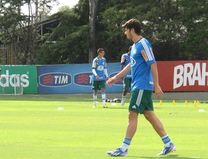 Kleber Palmeiras (Foto: Gustavo Serbonchini)