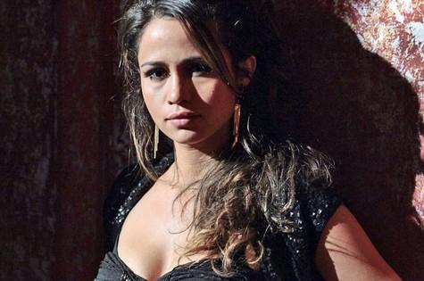 Nanda Costa é a Morena de 'Salve Jorge' (Foto: Divulgação/TV Globo)
