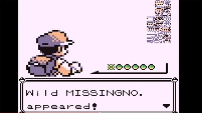 MissingNo, o falso Pokémon que enganou a todos (Foto: Reprodução/Felipe Vinha)