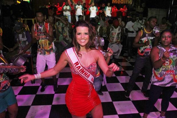 Renata Santos (Foto: Ireno Jardim / Divulgação)