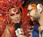 VÍDEOS: Veja entrevistas com estrelas de SP (G1)