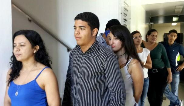 Apesar da fila, atendimento foi rápido e tranquilo (Foto: Divulgação/Marketing OAM)