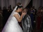 Após casamento, Neném adia lua de mel e diz que vai levar Pepê na viagem