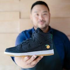 Chef David Chang (Foto: Divulgação Nike)