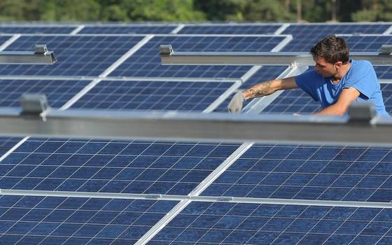 topo - energia solar (Foto: Getty Images)