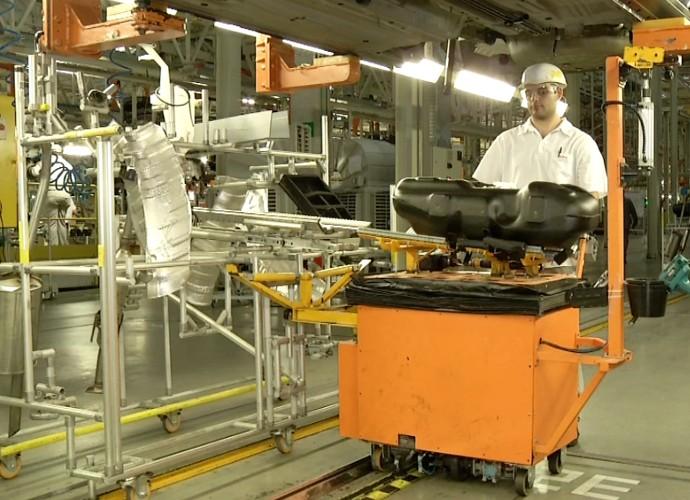 Funcionários de montadora tiveram ideias criativas que facilitaram o dia a dia de trabalho (Foto: Rio Sul Revista)
