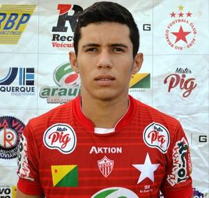 Matheus Damasceno, 19 anos, Rio Branco-AC (Foto: Duaine Rodrigues)