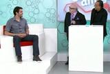 Kaka e Jô Soares no Bem Amigos