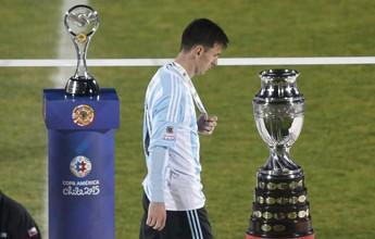 Messi rejeitou prêmio de melhor jogador da Copa América, diz El País