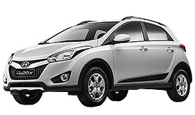 Hyundai HB20X (Foto: Hyundai)