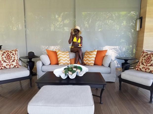 Lupita Nyong'o (Foto: Reprodução/Instagram)