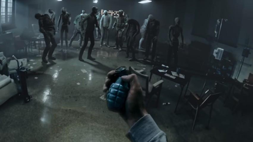 Os jogadores poderão viver o apocalipse zumbi - em segurança (Foto: Reprodução/YouTube)