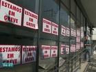 Greve dos bancários continua e tem 56% de agências fechadas no país