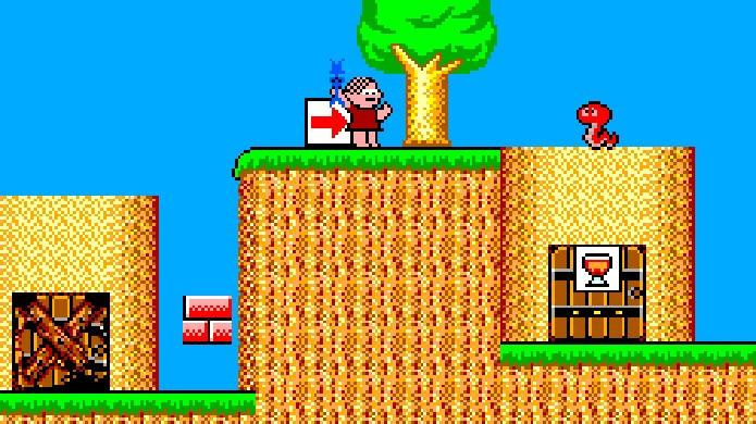Mônica no Castelo do Dragão teve grande demanda ao utilizar uma personagem nacional no Master System (Foto: Reprodução/Tec Toy Wiki)