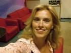 Fã do 'selfie', Carol Dieckmann defende a modalidade que virou mania na internet