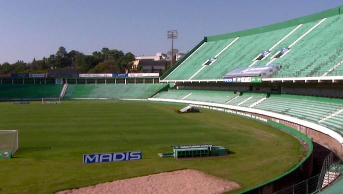 Brinco de Ouro estádio Guarani (Foto: Alfredo Morgante / EPTV)