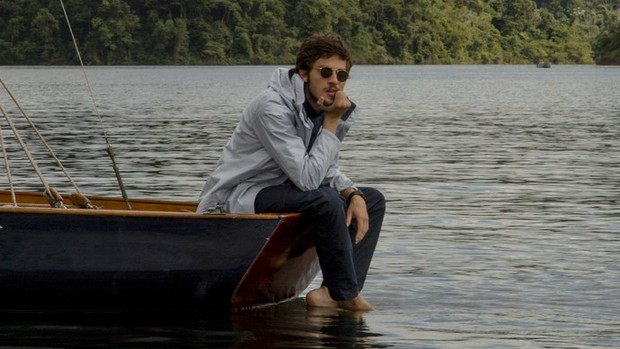 A Lei do Amor: Chay Suede vive Pedro na primeira fase  (Chico Couto/Gshow)