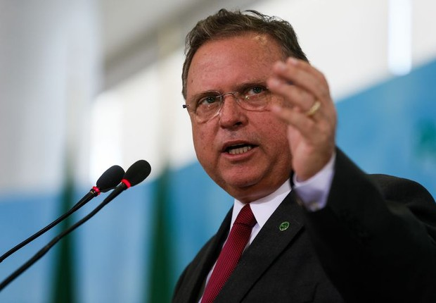 O ministro Blairo Maggi (Foto: Beto Barata/PR)