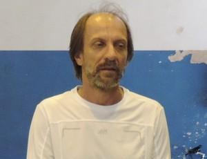 Paulo Roberto Brancatti basquete sobre rodas de Prudente (Foto: João Paulo Tilio / GloboEsporte.com)