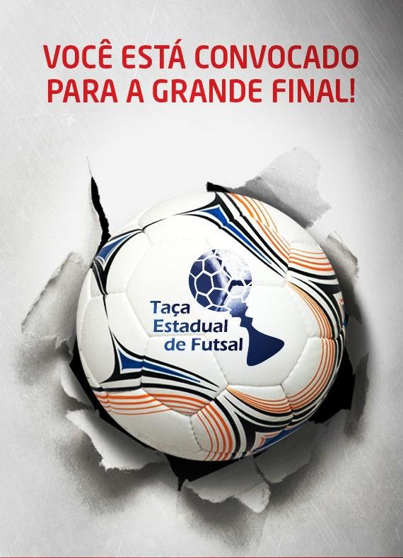 Taça Estadual de Futsal (Foto: Divulgação)