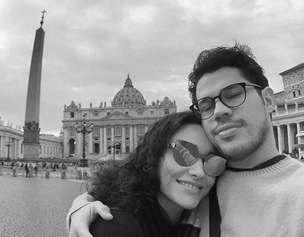 Débora Nascimento e Loreto (Foto: Reprodução/Instagram)
