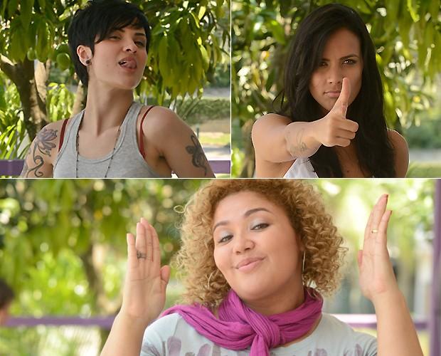 Bella Ju Alma (Foto: The Voice Brasil/TV Globo)
