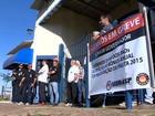 Cerca de 4 mil agentes penitenciários paralisam serviços na região