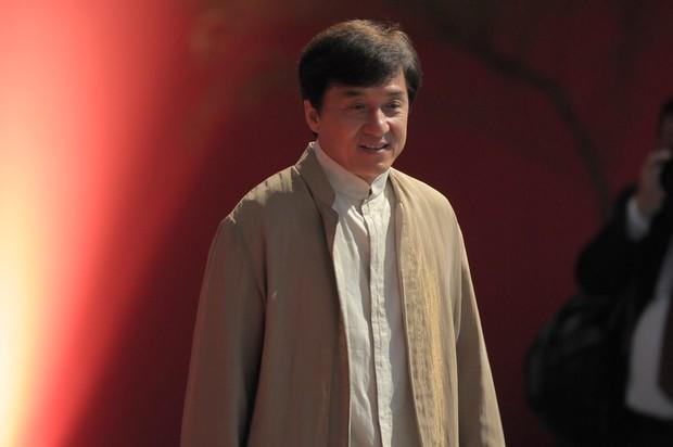 Jackie Chan (Foto: Francisco Cepeda/AgNews)