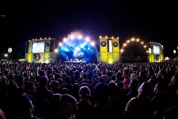 Festival João Rock acontece no Parque Permanente de Exposições (Foto: Fabio Codato/Phábrica de Ideias)