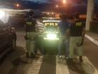 Homem suspeito de liderar quadrilha internacional de tráfico é detido no PR