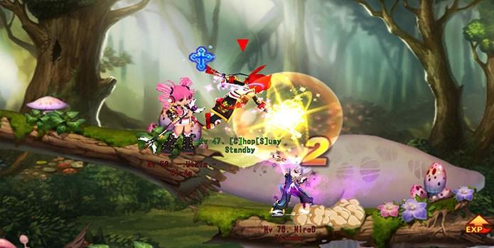 grand-chase-azin-combate-ataque