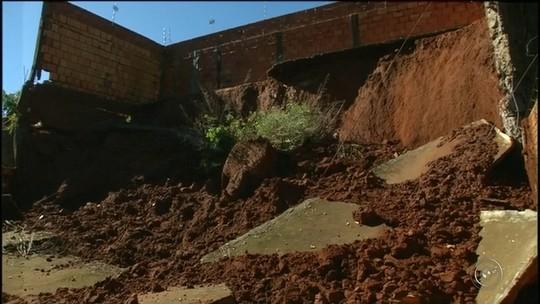 Chove 300% acima do esperado em Avaré e 7 mil famílias ficam sem energia