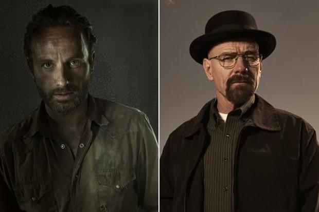 The Walking Dead e Breaking Bad são a mesma coisa? Essa teoria acredita nisso (Foto: Divulgação)