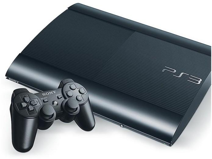 PS3 console slim  (Foto: Divulgação)