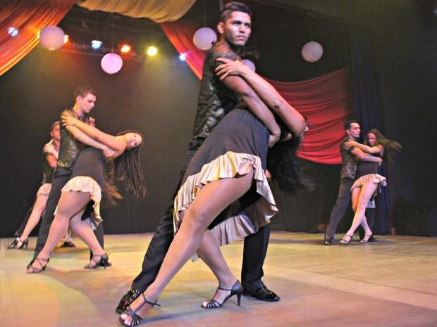 Mostra de dança do Sesc acontece no sábado (28) e no domingo (29) em Porto Velho (Foto: Assessoria/Divulgação)
