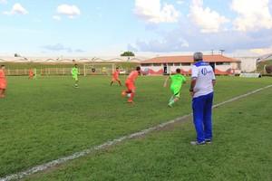 Sinop, jogo-treino (Foto: Valcir Pereira/Site SportSinop.com)