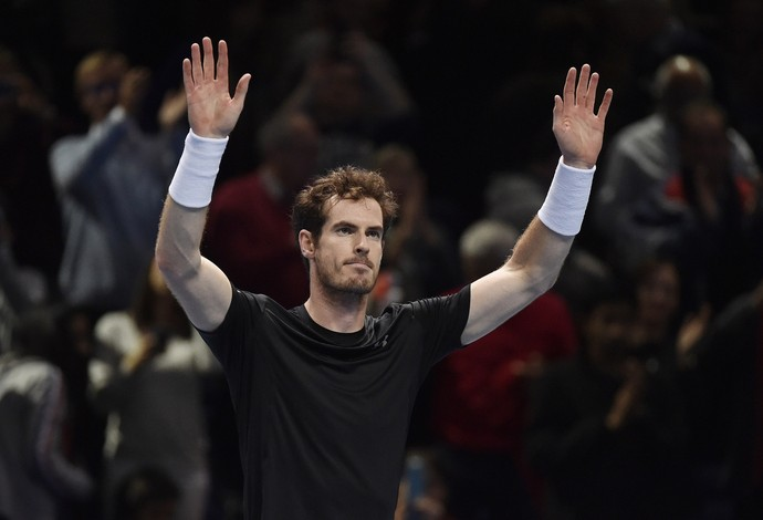 Andy Murray ATP Finals (Foto: Reuters)