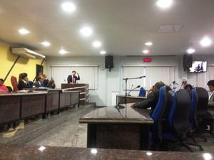 Câmara Municipal quer que a população tenha acesso as informações (Foto: Ana Kézia Gomes/ G1)