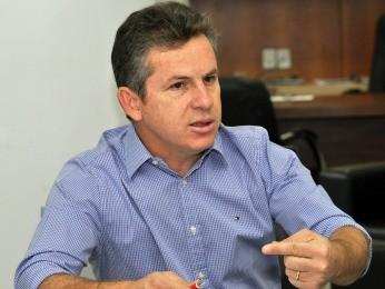 O prefeito de Cuiabá, Mauro Mendes (PSB) (Foto: Divulgação/Secom-Cuiabá)