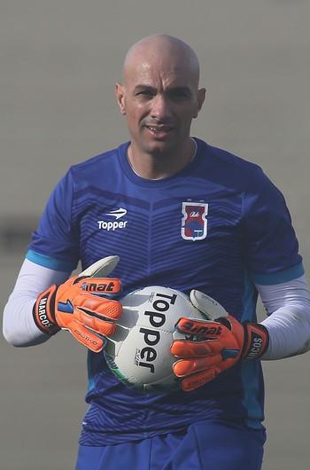 Marcos Paraná (Foto: Divulgação/Paraná Clube)