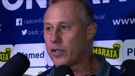 Ailton Silva deixa comando do Confiança