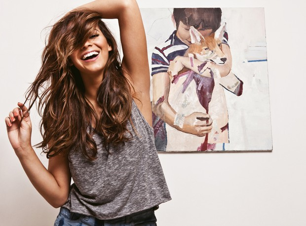 Bruna Marquezine na revista Tpm (Foto: Murillo Meirelles / Revista Tpm)