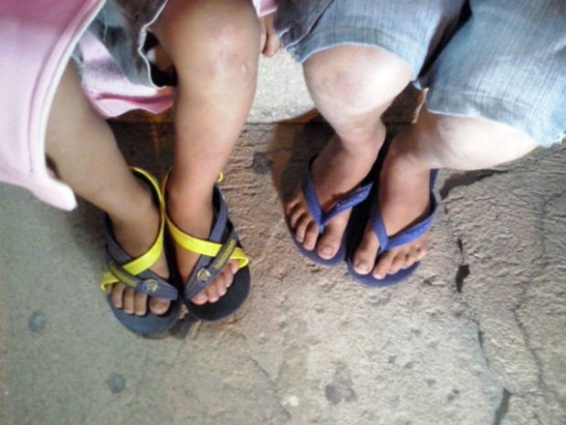Vizinho é suspeito de abusar de dois meninos em Votorantim (Foto: Jorge Silva / Gazeta de Votorantim)