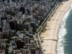 Rio é o destino mais procurado por estrangeiros em busca de quartos e imóveis (Foto: AFP)