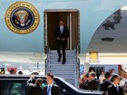 Em sua última viagem oficial à China, Obama chega para a cúpula do G20