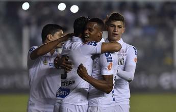 """William Machado vê Santos absoluto diante do Gama: """"Controlou o jogo"""""""